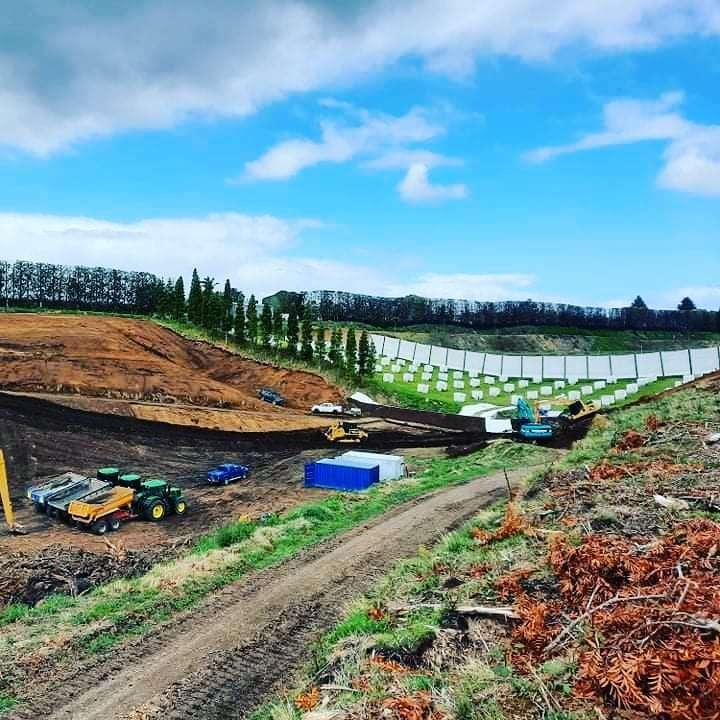 civil site works