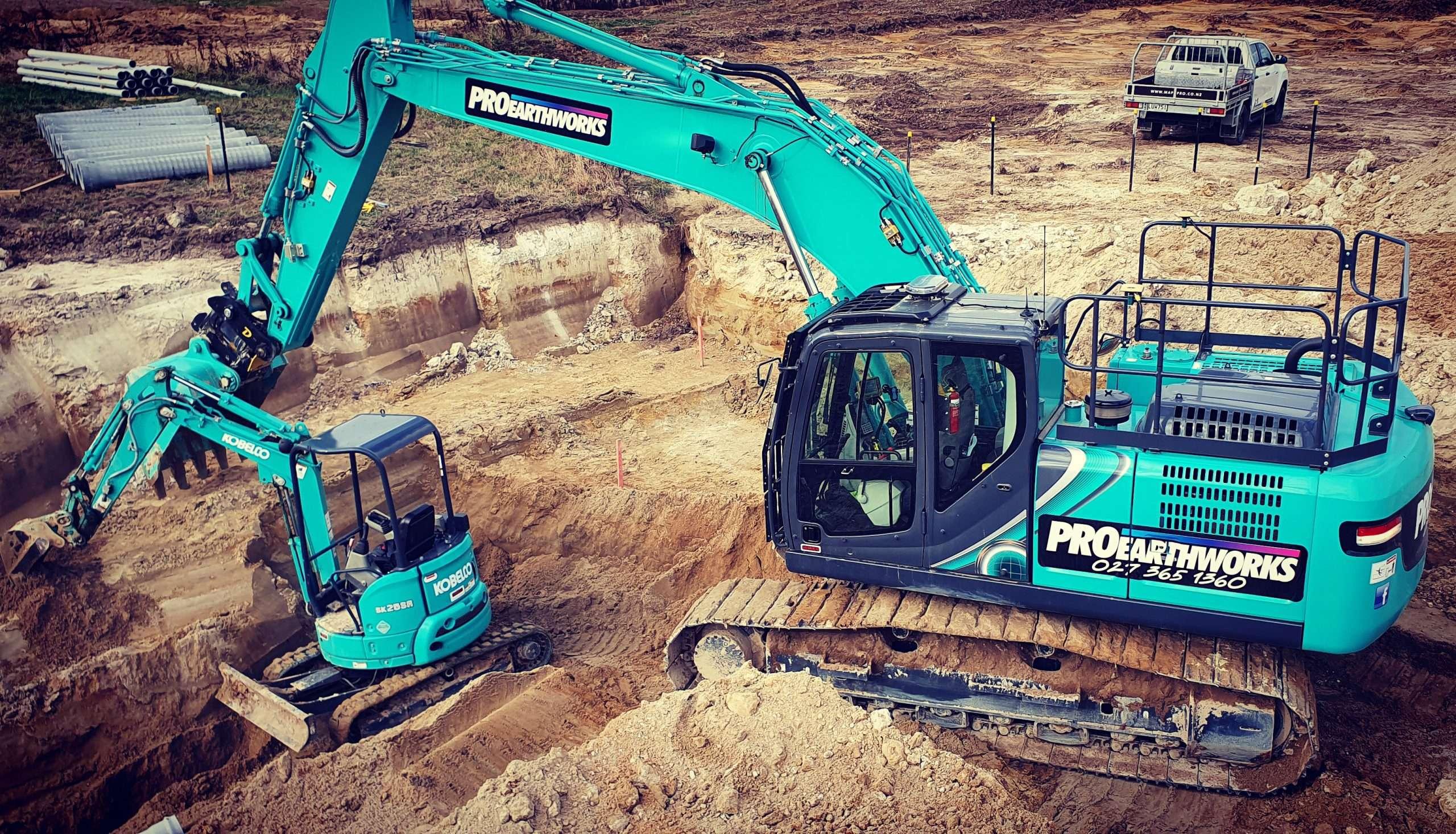 earthworks contractors